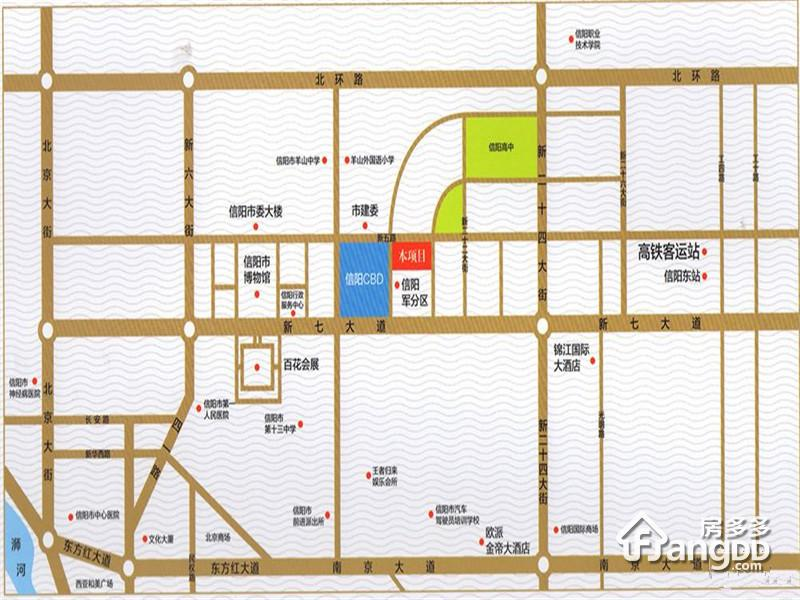 信阳润和名城-新房楼盘价格-房多多新房