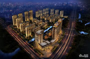 30万方城市综合体,打造嘉定新核心。