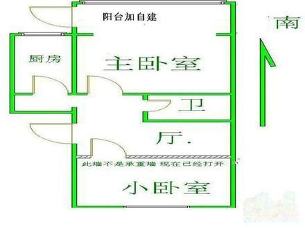 小区电路分布图