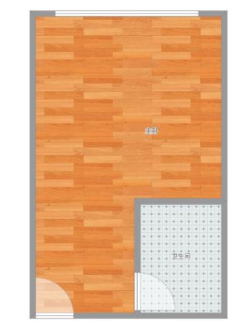 神仙树西路3号1室1厅1卫60.00万