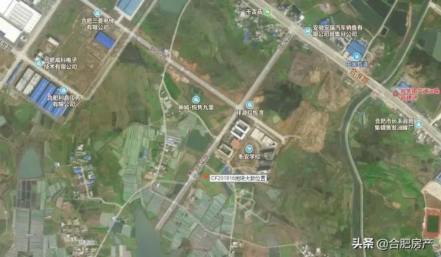 1375亩!7月合肥再迎供地潮!地铁5号线旁推3宗住宅地