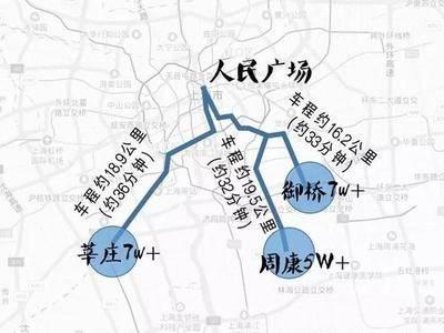 500-600w买新房,上海找了一圈!非TA莫属
