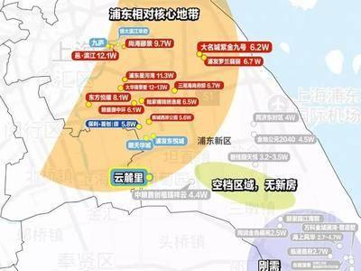 浦东终于迎来地铁叠墅,89平国家专利神户型