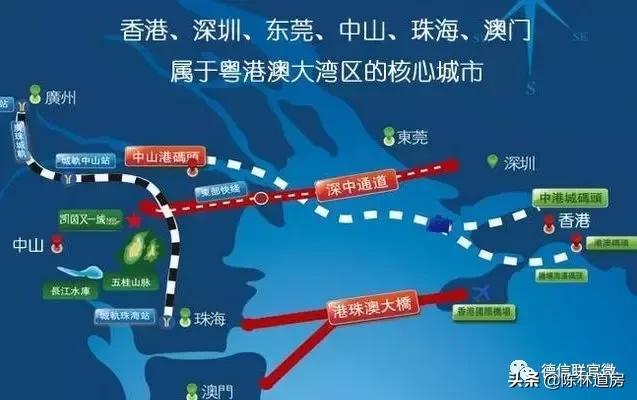 东莞、珠海、惠州、中山,哪里的房产值得投资,一看便知