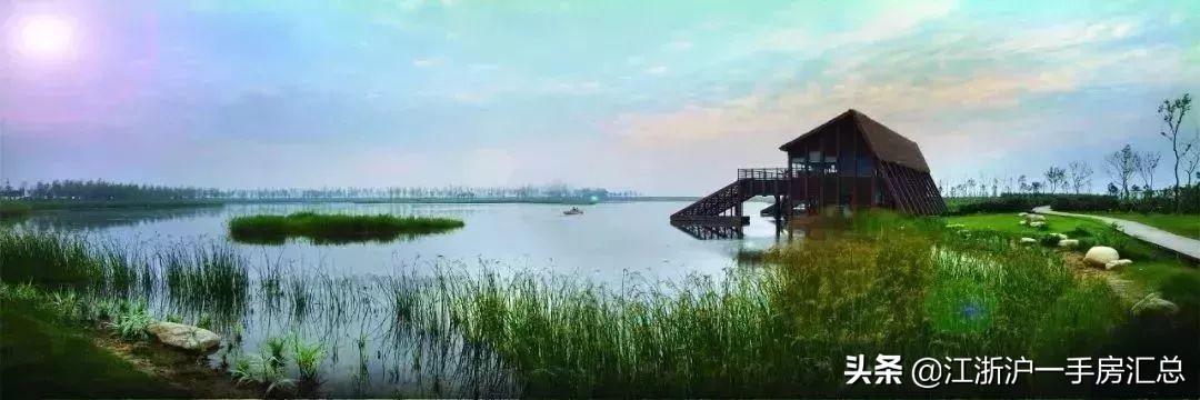 """296万起买到""""世界级""""生态?上海这个别墅区""""藏..."""
