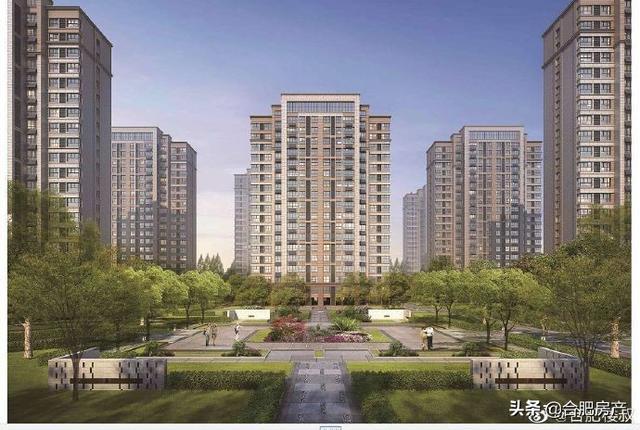 合肥包河区龙湖苑复建点规划公示!规划1182套住宅