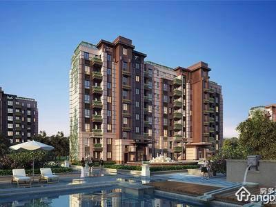 嘉定墅级洋房均价3.1万/㎡,11号线经过家门口,项目精装交付