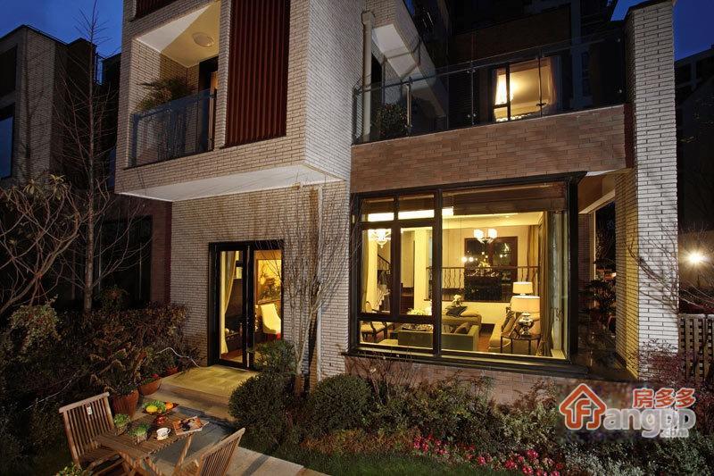 金地格林世界白金院邸(别墅)小区图片
