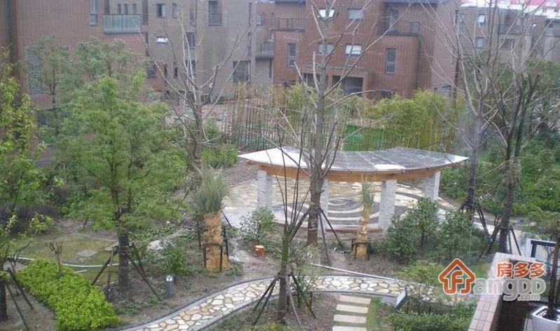 长城中环别墅小区图片