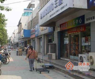 乌鹊桥路小区小区图片