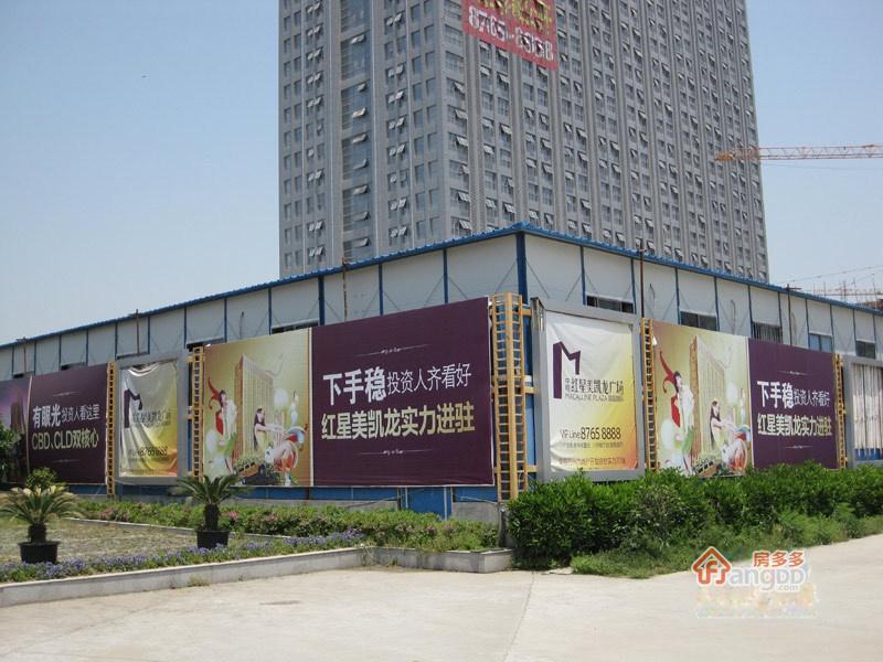 中翔丽晶公寓小区图片