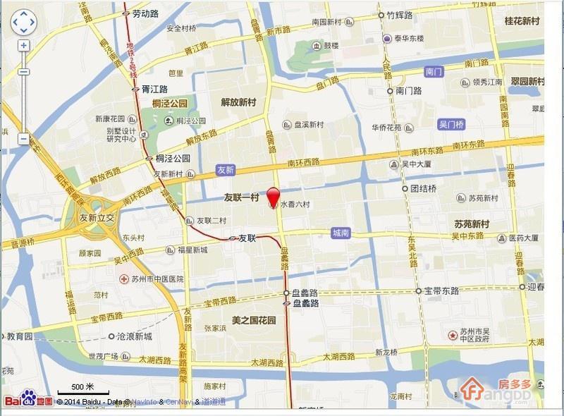 水香六村小区图片