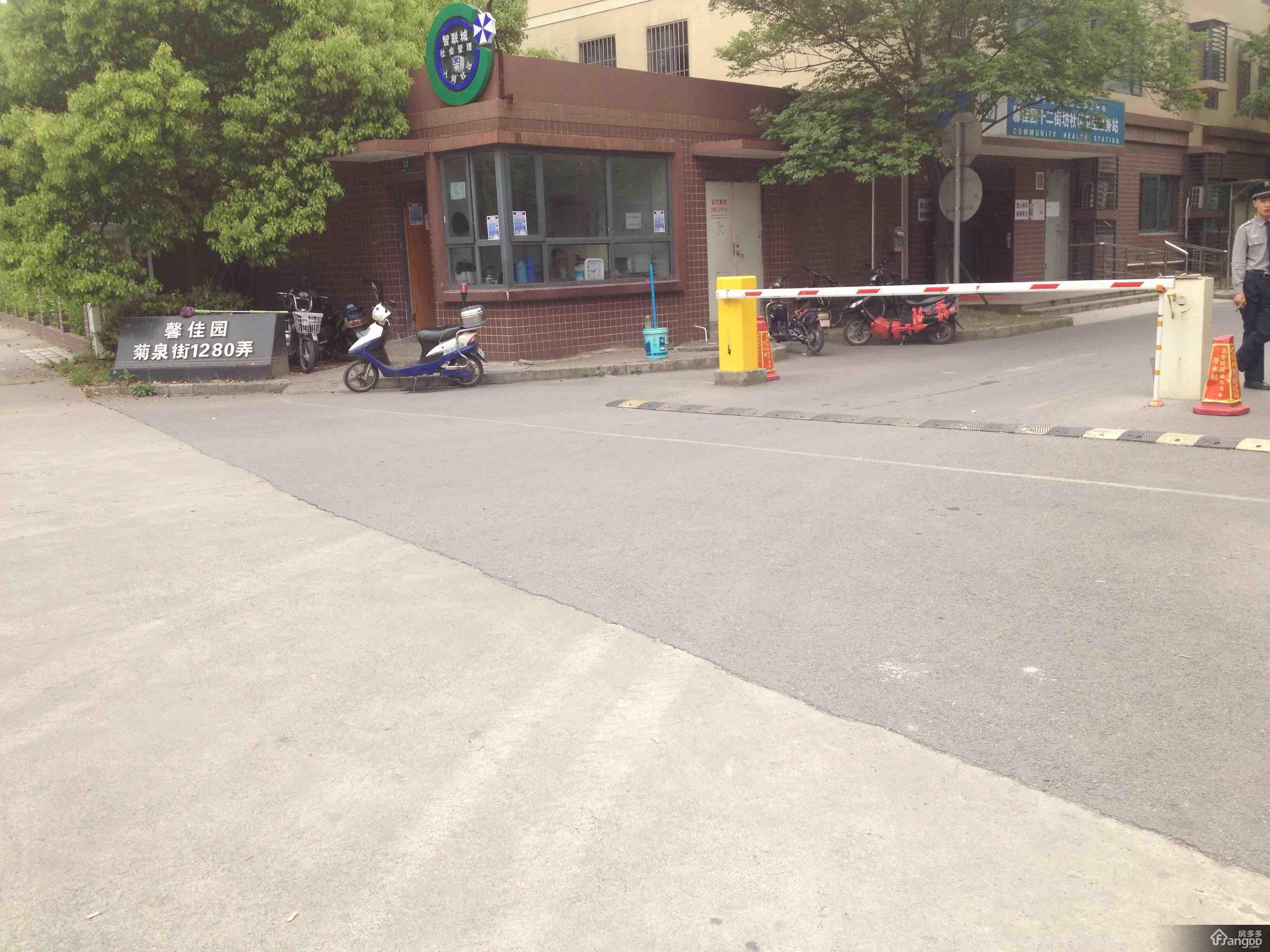 馨佳园十一街坊小区图片