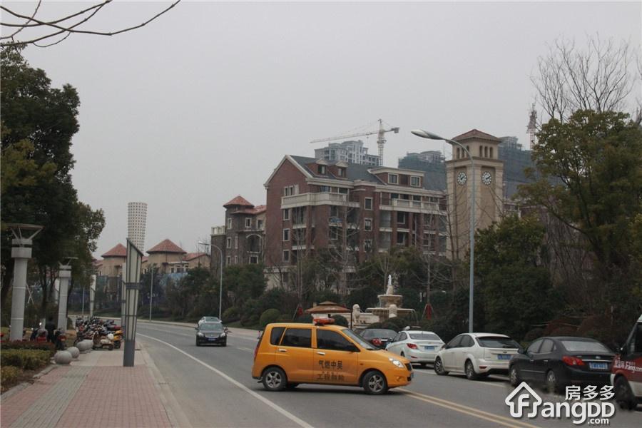 九龙仓碧堤半岛小区图片