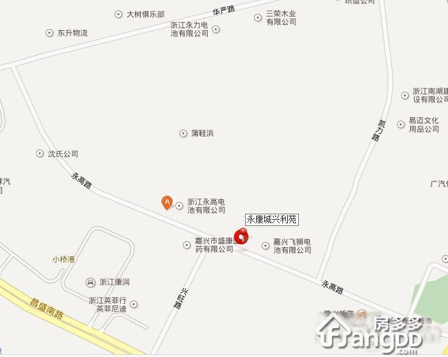 永康城兴利苑小区图片