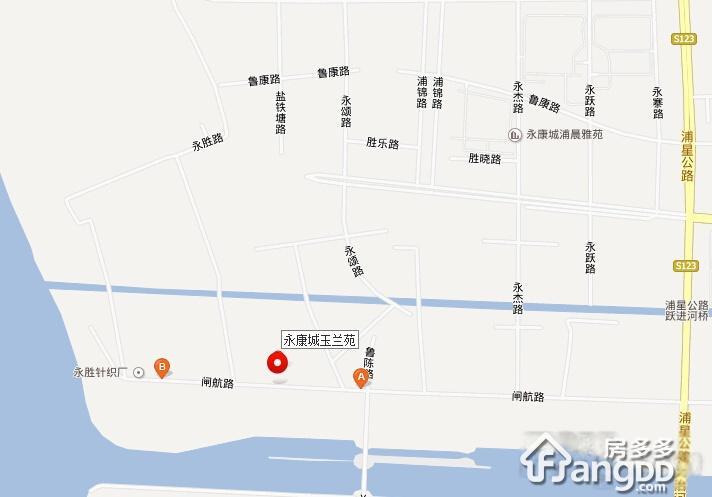 永康城玉兰苑小区图片