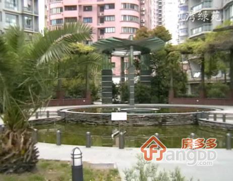 鸿凯湾绿苑外景图