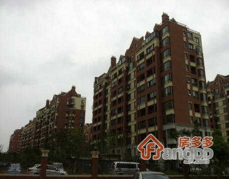 绿地蔷薇九里(公寓)小区图片