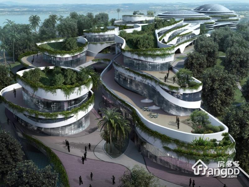 马来西亚-碧桂园森林城市-北京站