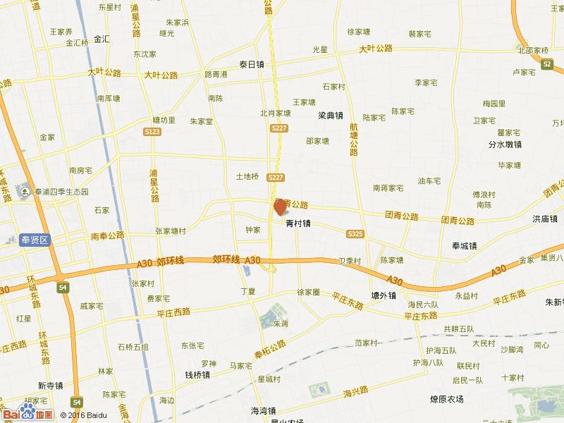 北唐新苑交通图