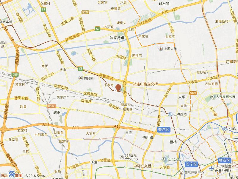 桃浦一村合欢苑