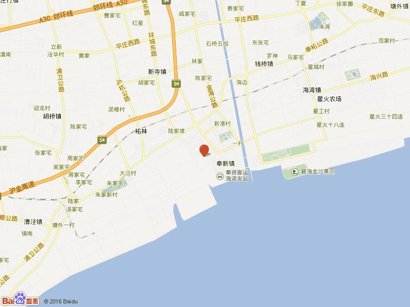 绿地香颂(奉贤)(别墅)交通图