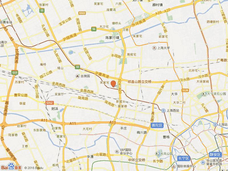 桃浦一村海棠苑小区图片