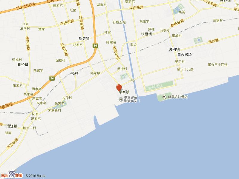 绿地香颂(奉贤)(公寓)交通图