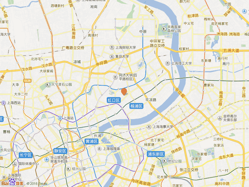 许昌路1432号