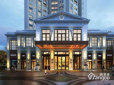 深圳坪山深城投中心公馆公寓25㎡ 住宅87-95-125-147㎡,均价3.3万起