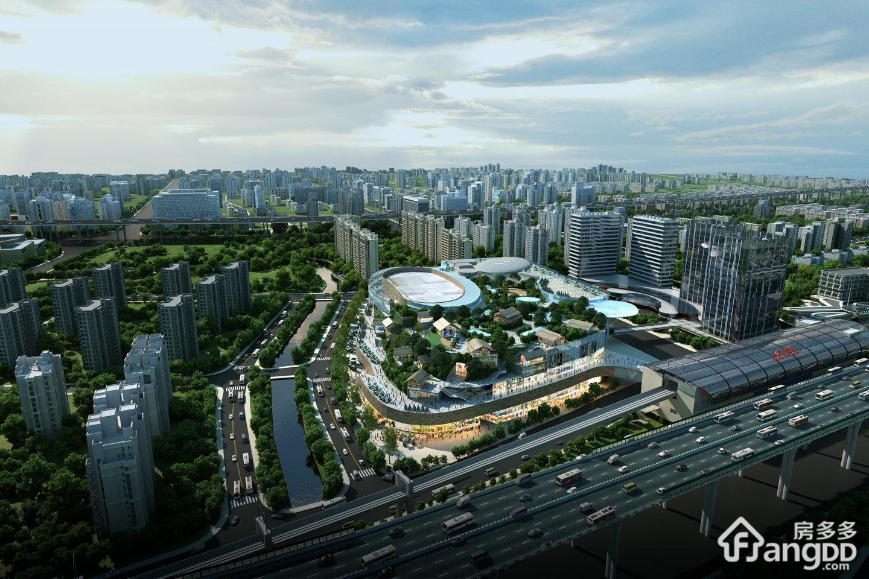 上海西环中心·星信名邸
