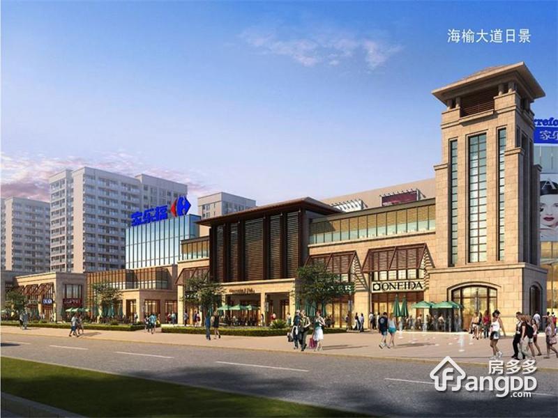 海南绿地城-上海站