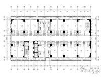九都城1室1厅1卫户型图