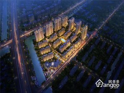 华发上海在售楼盘汇总|最低均价6.4万/㎡起,紧邻13号线,改善速看