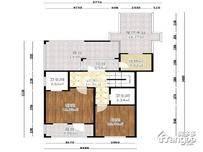 V7荷塘月色·郦墅3室2厅3卫户型图
