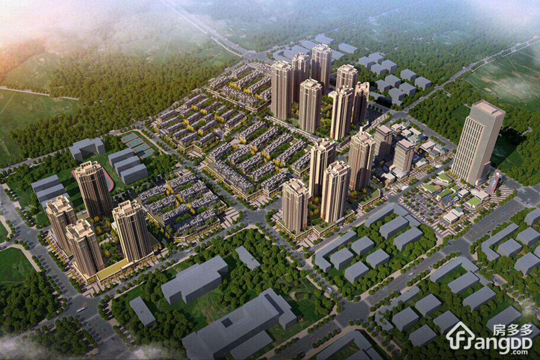 金茂国际生态新城