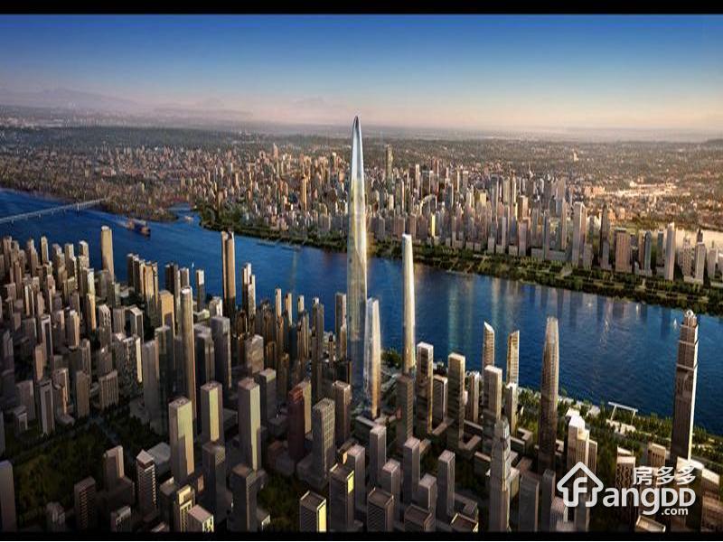 绿地国际金融城606公馆