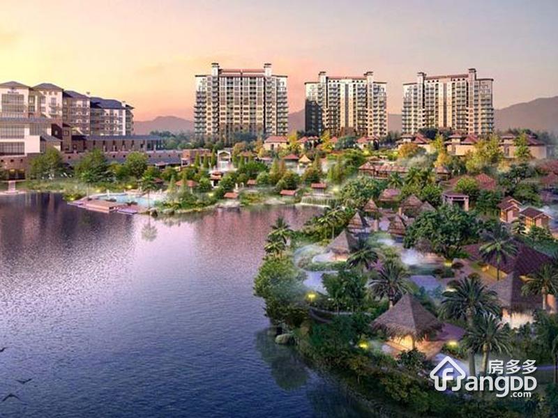 庆隆南山高尔夫国际社区