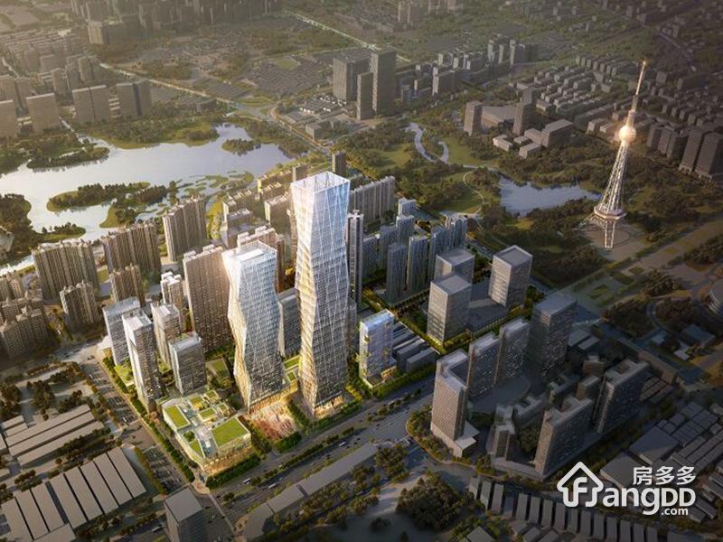 佛山绿地中心·璀璨天城