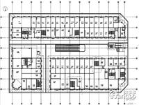金色年华1室1厅1卫户型图