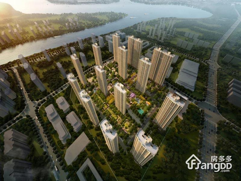 中国铁建万科江湾城