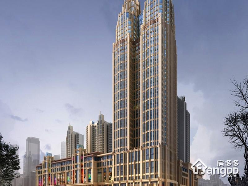 中国铁建1818中心写字楼