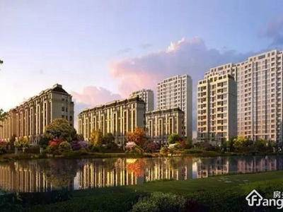 南桥秋月朗庭尚东区均价3.3万/㎡,坐享醇熟生活配套,得房率高达87%