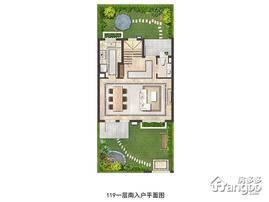 金地水悦堂3室2厅3卫户型图