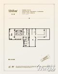 碧桂园·观澜府5室2厅5卫户型图