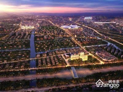 大虹桥核心区高性价比精装三房,自带完善商业配套,项目即将清盘,总价520万起