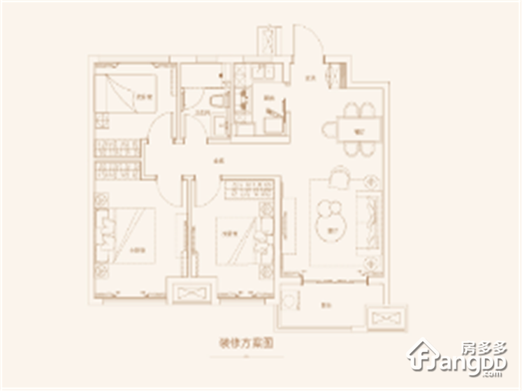 合景·云溪四季户型图_0