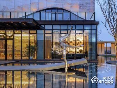 北上海罗店板块稀缺叠墅房源总价仅400万起,紧邻北郊产业园