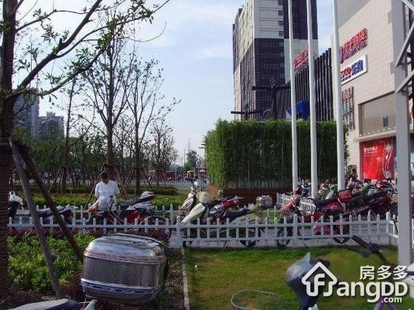 万达广场(周浦) 1居 小区图