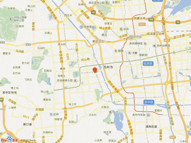雍景苑 2居 小区图